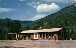 Crawford Notch Coffee Shop