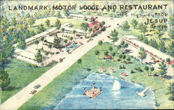 Landmark Motor Lodge & Restaurant