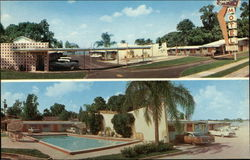 Imperial Motel Postcard