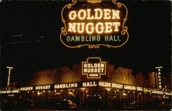 The Million Dollar Golden Nugget Gambling Hall, Saloon and Restaurant