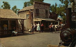 Goldie's Place, Knott's Berry Farm, Ghost Town, California