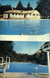The Catasauqua Playground Swimming Pool and Bath House