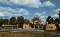 Main Entrance DuQuoin State Fair