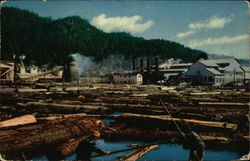 Lumber Mill, Redwood Empire