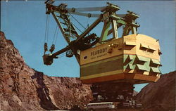 World's Largest Earth Removing Machine - Peabody Coal Company