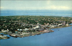 Aerial View of Suva