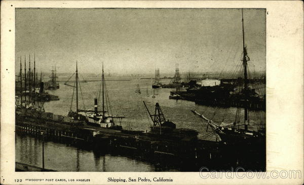 Shipping San Pedro California