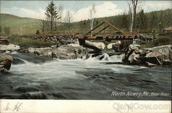 Bear River North Newry Maine