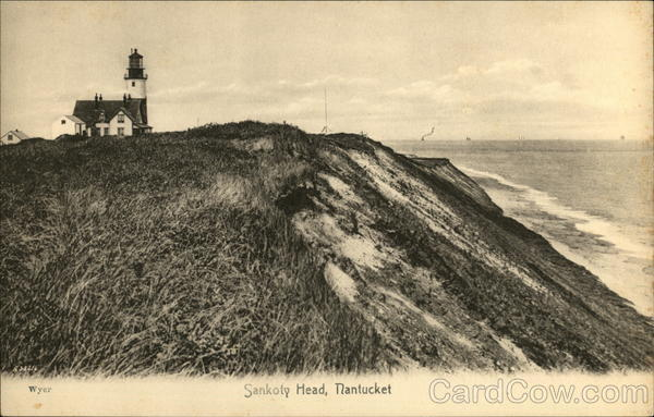 Sankoly Head Nantucket Massachusetts