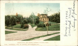 Observatory and Green, Amherst College