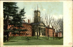 Chapel and Dormitory, Amherst College