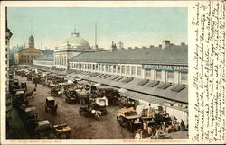 Quincy Market Postcard