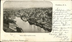 Head of Providence River Postcard