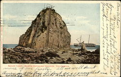 Sugar Loaf, Santa Catalina Islands, California