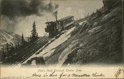 Pike's Peak Railroad, Timber Line