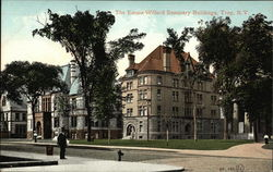 The Emma Willard Seminary Buildings