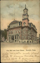 City Hall and Court House