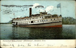 "Connecticut River Steamer ""Middletown"""