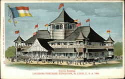 Ceylon Building, Louisiana Purchase Exposition