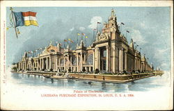 Palace of Electricity, Louisiana Purchase Exposition