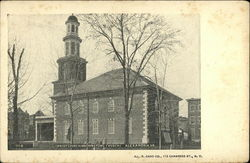 Christ Church (Washington's Church)