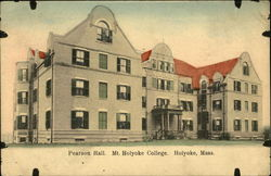 Pearson Hall, Mt. Holyoke College