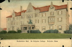 Rockefeller Hall, Mt. Holyoke College