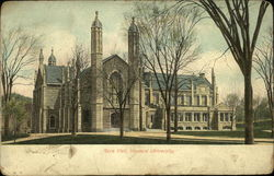 Gore Hall, Harvard University Postcard