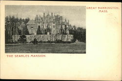 The Searles Mansion