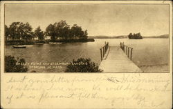 Breezy Point and Steamboat Landing