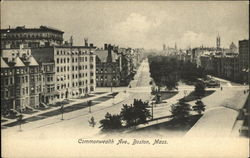 Commonwealth Ave