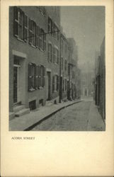 Acorn Street, Beacon Hill