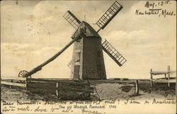 The Old Windmill, 1746