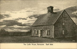The Coffin House, Built 1686