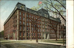 Franklin Square House, Hotel for Young Women