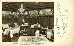 The Rathskeller, Under American House