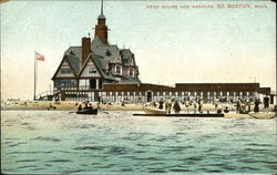 Head House and Bathers