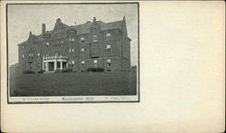Mt. Holyoke College, Rockefeller Hall