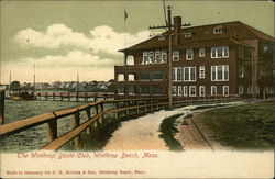 The Winthrop Yacht Club