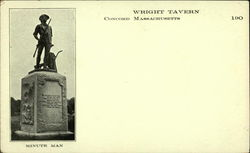 Wright Tavern, Minute Man