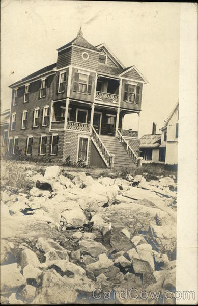 Picture of Large Beach House Buildings