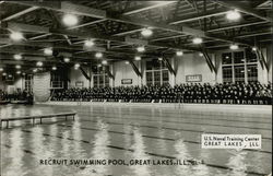 Recruit Swimming Pool, US Naval Training Center