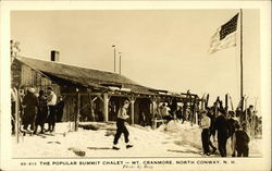 The Popular Summit Chalet On Mt. Cranmore