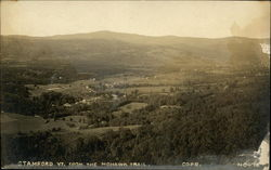 Stamford, Vt., From the Mohawk Trail