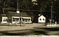 Lakeland cottages & gift shop - Weirs, N.H