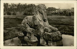 The Alabaster Sphinx