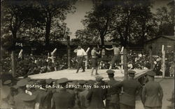 Boxing, Casuel Depot, May 20, 1927