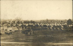 Maneuver Camp of 2nd Michigan Infantry, Fort Harrison