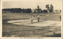 No. 1 Green, Third Course
