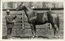 Man-O-War - America's Most Famous Race Horse